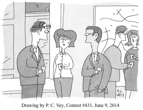 the new yorker cartoon