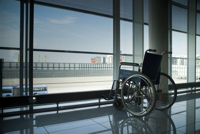 airport-wheelchair