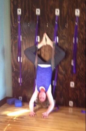 ellen yoga