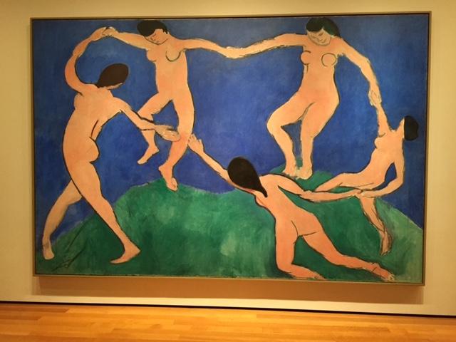 La Danse, Matisse